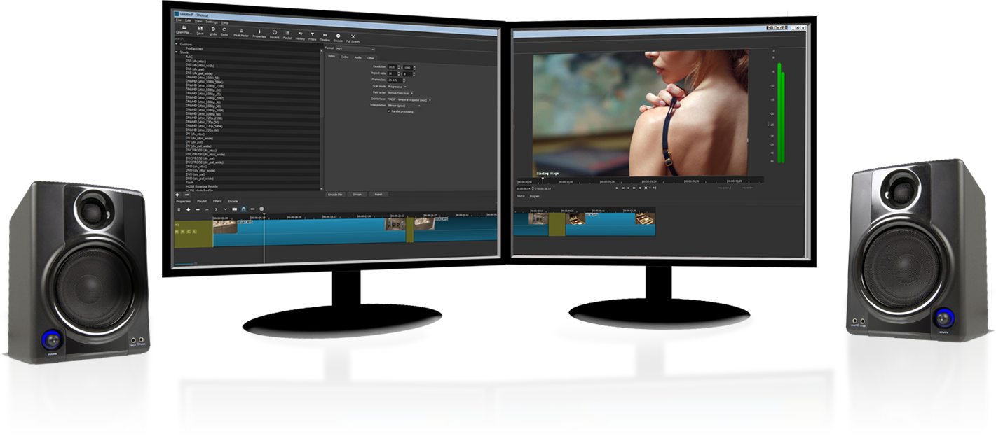 best music video editor download free