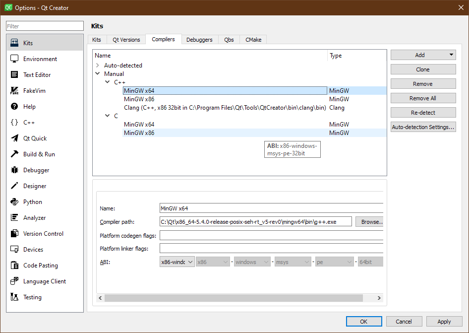 Qt creator windows 7 64 bits | Download Qt Creator 4 9 1